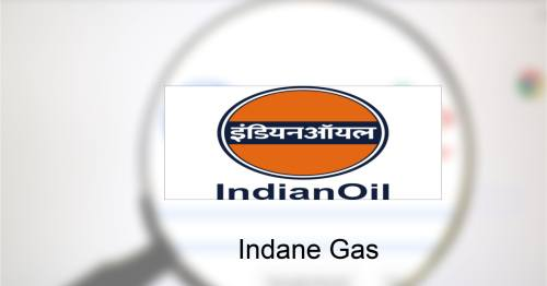 Indane Gas New Connection